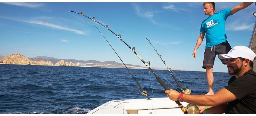 M/Y Dream Fishing Tour